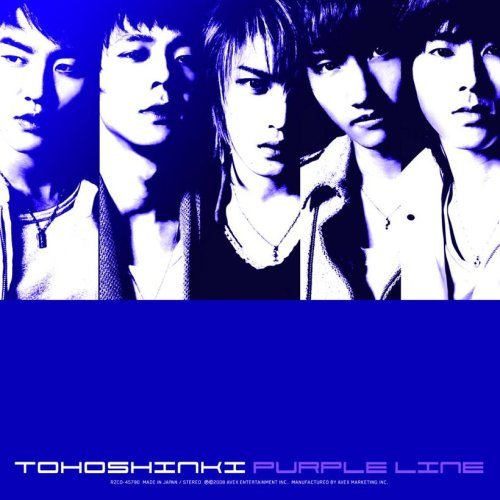 Single Purple Line by Tohoshinki