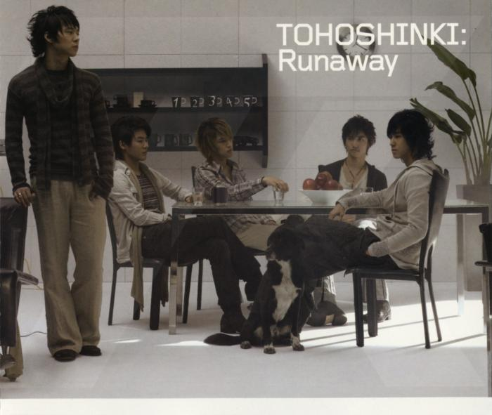 Single Runaway / My Girlfriend by Tohoshinki