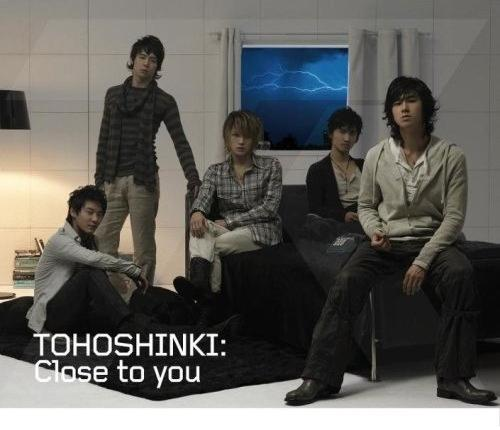 Single Close to you / Crazy Life by Tohoshinki