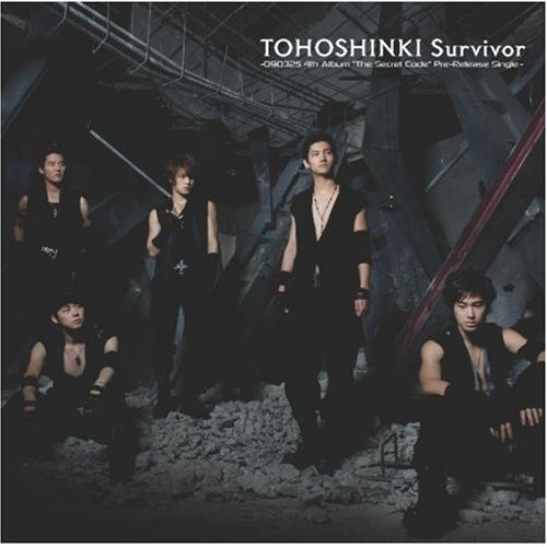 Single Survivor by Tohoshinki