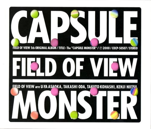 Album CAPSULE MONSTER by Field of View