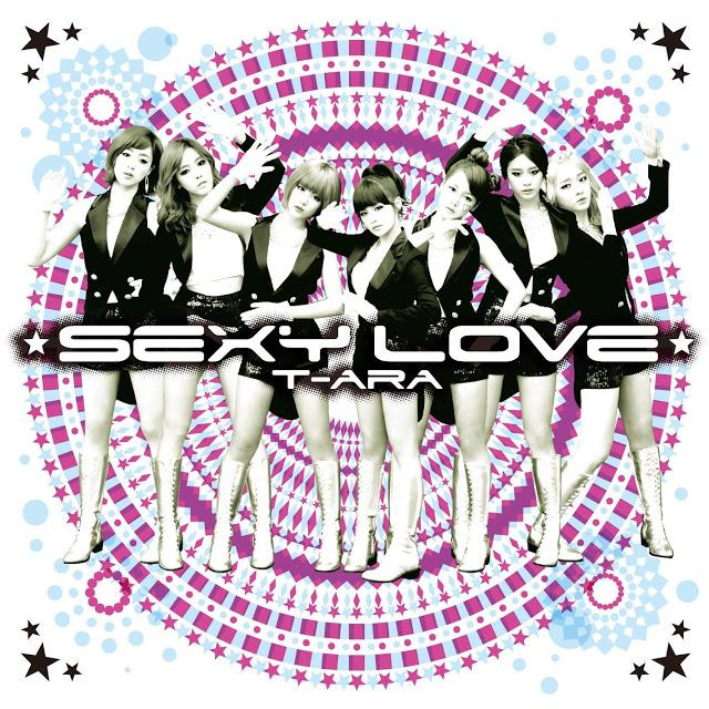 Single Sexy Love (Japanese ver.) by T-ara