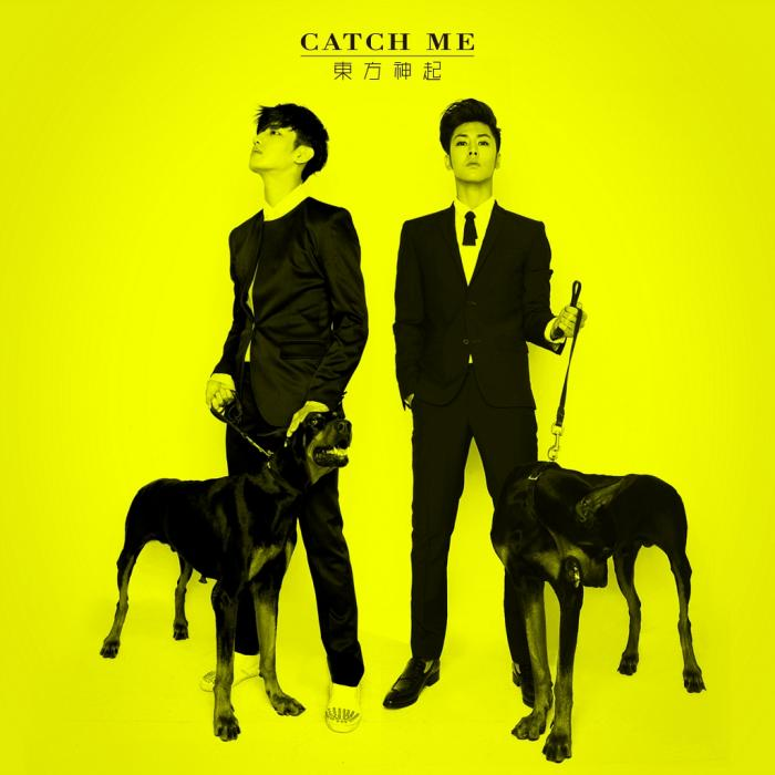 Album Catch Me by Tohoshinki