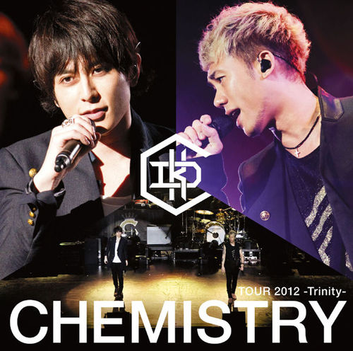 eternal smile by CHEMISTRY
