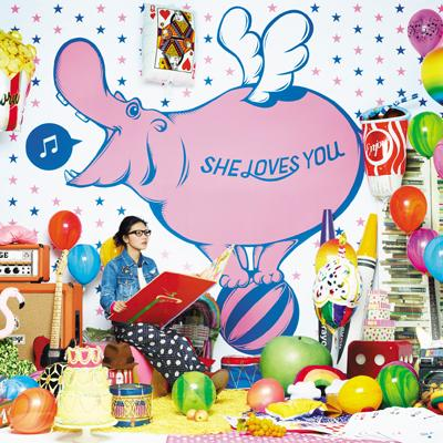 Album SHE LOVES YOU by YUI