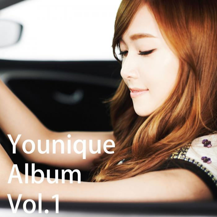 Mini album Younique Album My Lifestyle by Jessica