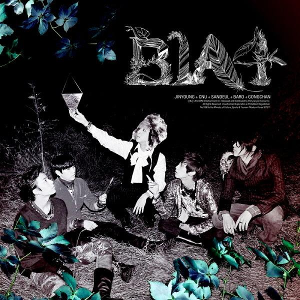 Mini album In The Wind by B1A4