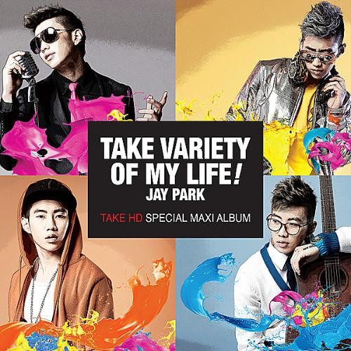 Mini album Take HD Special Maxi Album by Jay Park