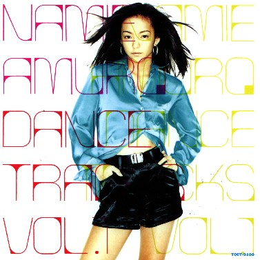 Album DANCE TRACKS VOL.1 by Namie Amuro