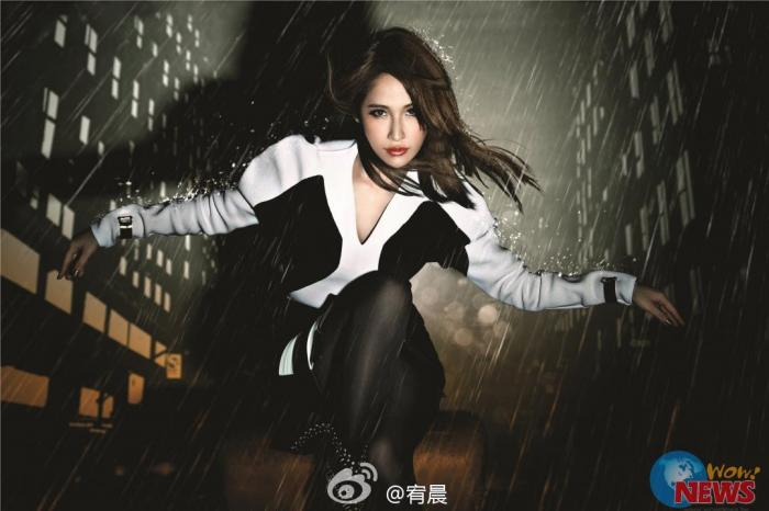 Album Super Girl by Elva Hsiao