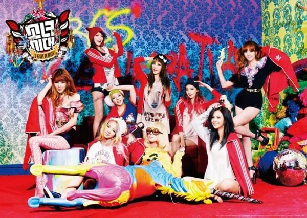 Album I Got a Boy by Girls' Generation