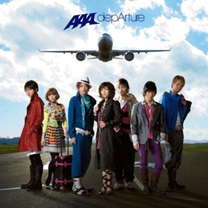 Album depArture by AAA