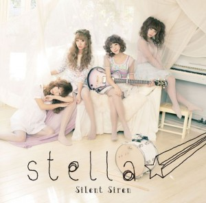 Single stella☆ by SILENT SIREN