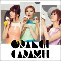Cookie Cream & Mint - Orange Caramel