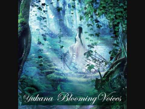 Album Blooming Voices by Yukana