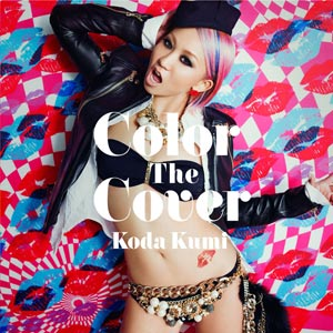 Album Color The Cover by Koda Kumi