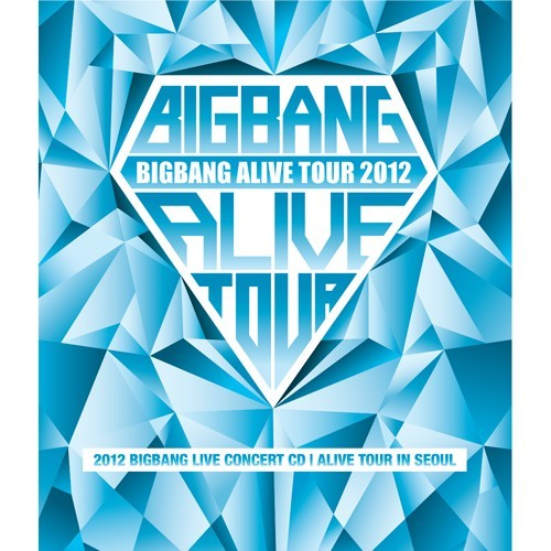 Album 2012 BIGBANG Alive Tour Live Album by Big Bang