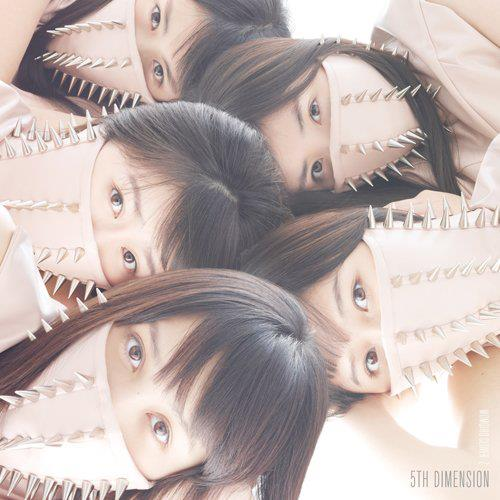 Album 5TH DIMENSION by Momoiro Clover Z
