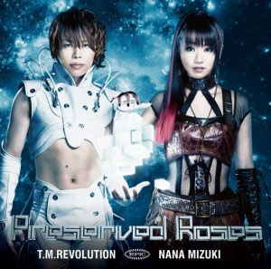 Single Preserved Roses by Nana Mizuki