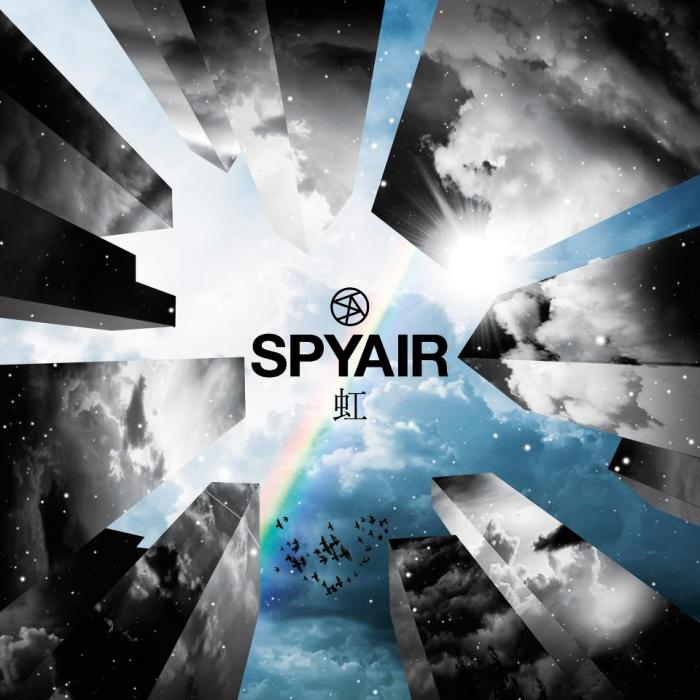 Single Niji by SPYAIR