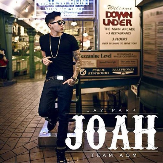 Album JOAH by Jay Park