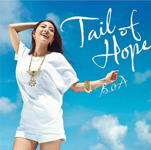 Single Tail of Hope by BoA