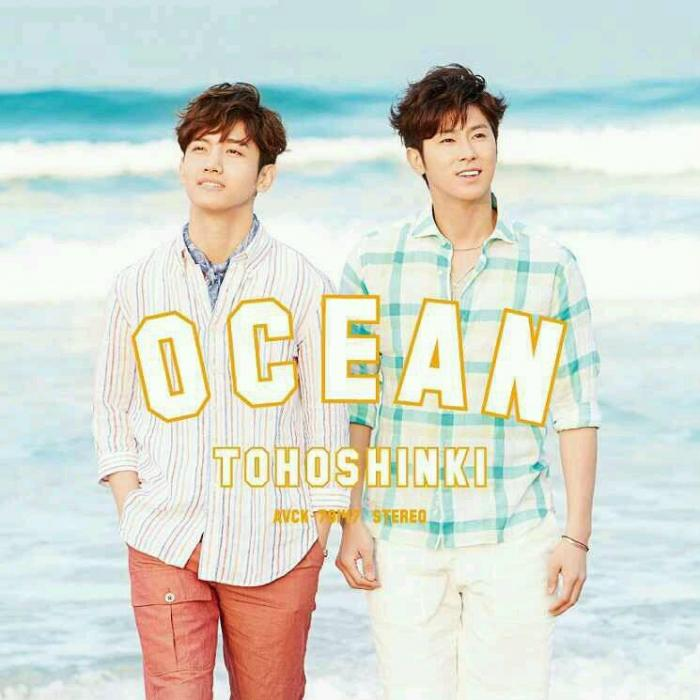 Single OCEAN by Tohoshinki