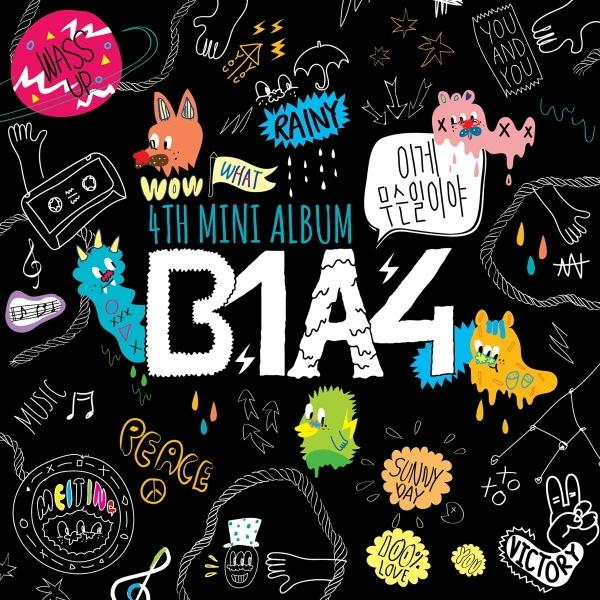 Album What's Happening? by B1A4