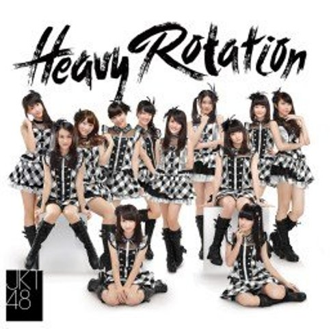 Album Heavy Rotation by JKT48