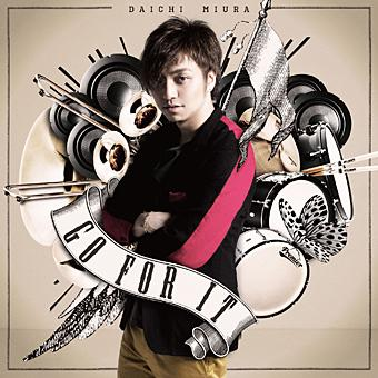 Single GO FOR IT by Daichi Miura