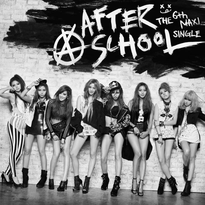 Pay For Rock After School: After School Discography 5 Albums, 20 Singles, 0 Lyrics