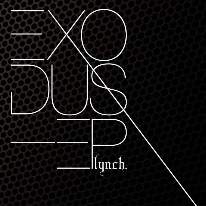Mini album EXODUS by Lynch.
