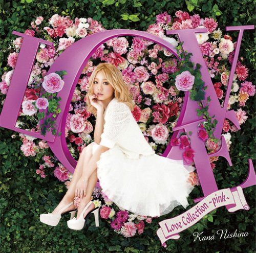 Album Love Collection ~pink~ by Kana Nishino
