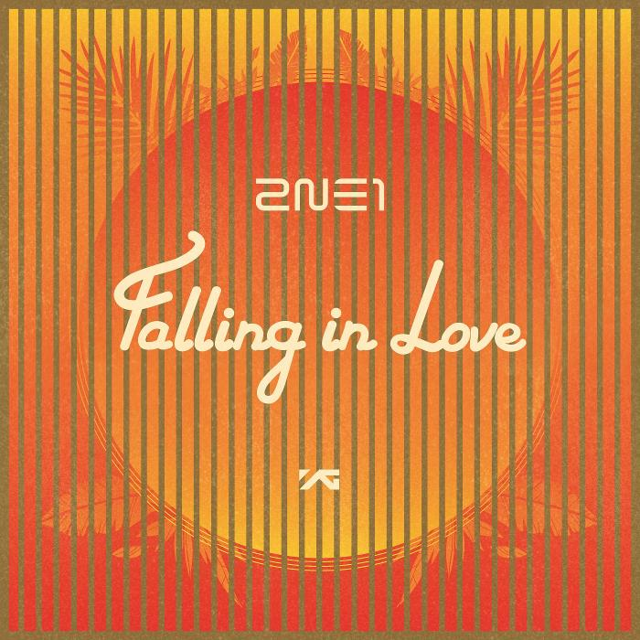 Single Falling In Love by 2NE1