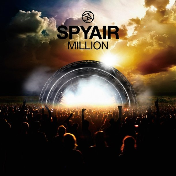 Album MILLION by SPYAIR