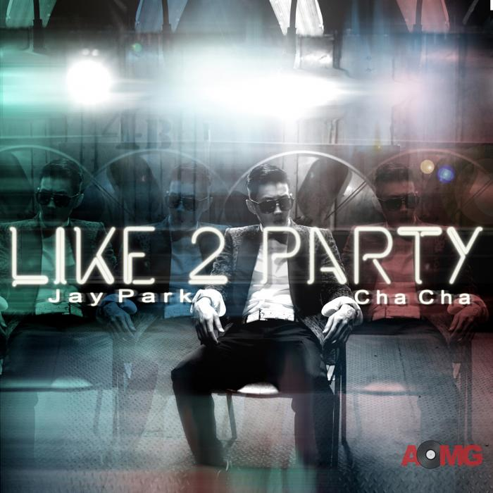 Mini album I Like 2 Party by Jay Park