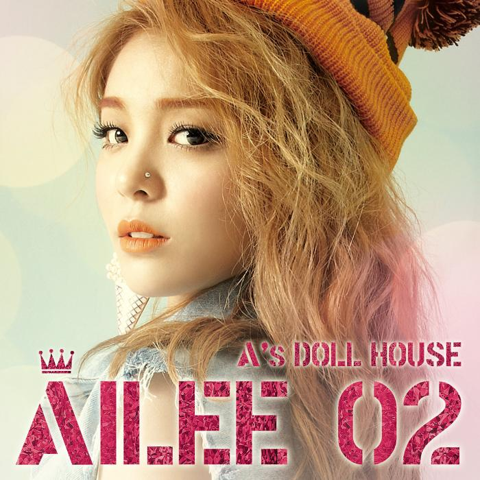 Mini album A's Doll House by Ailee