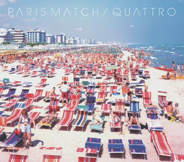 Album Quattro by paris match