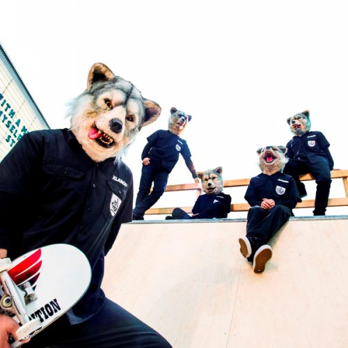 Single Wake Myself Again by MAN WITH A MISSION