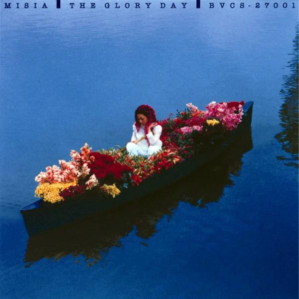 Mini album The Glory Day by MISIA