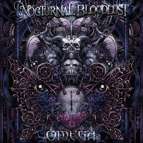 Mini album Omega by NOCTURNAL BLOODLUST