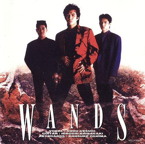 Album Wands by Wands