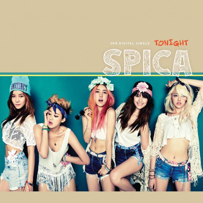 Tonight by Spica (Kpop)