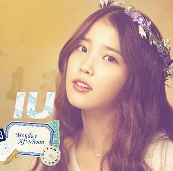 Single Monday Afternoon by IU