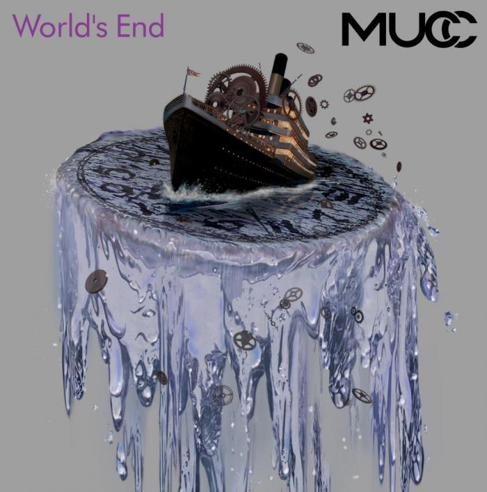 Single World's End by MUCC