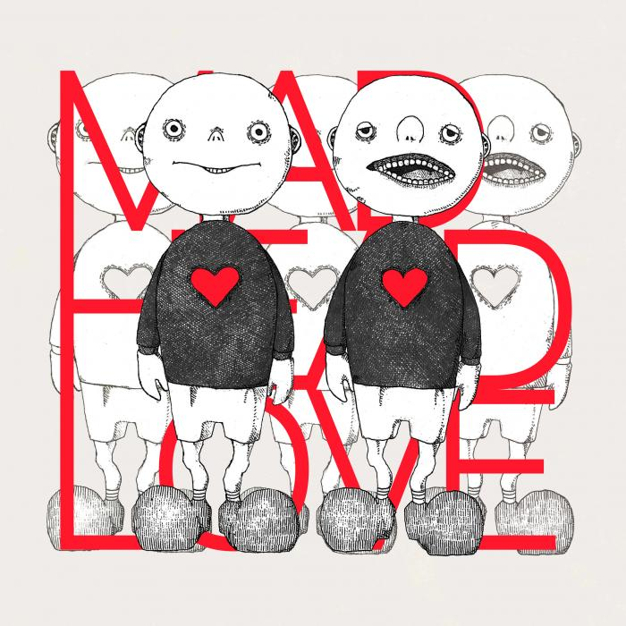 MAD HEAD LOVE by Hachi