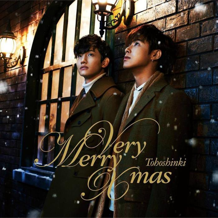 Single Very Merry Xmas by Tohoshinki