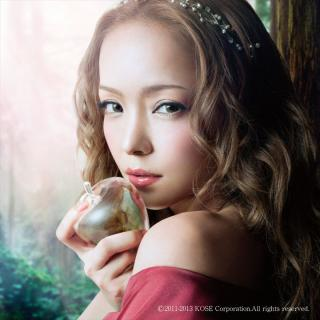 Single Neonlight Lipstick by Namie Amuro