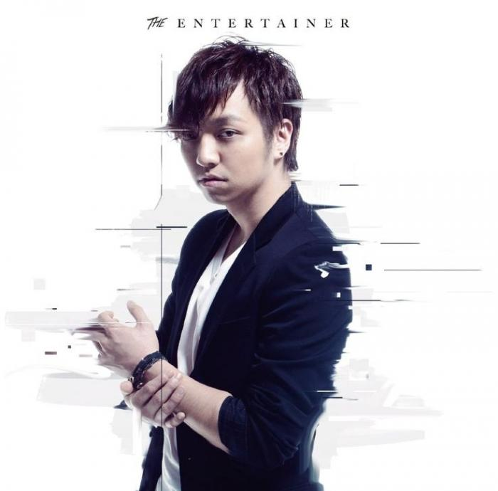 Album The Entertainer by Daichi Miura