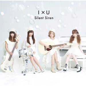 Single I x U by SILENT SIREN